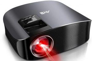 Artlii Full HD 1080p Support projector