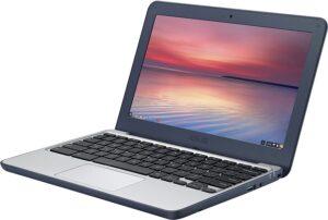 Asus Chromebook c202 laptop