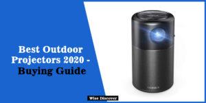 Best Outdoor Projectors 2020