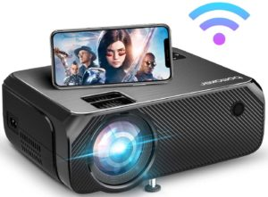 Bomaker Wifi Mini Projector