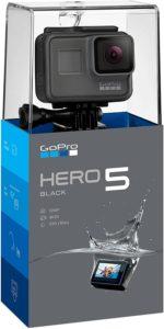 GoPro Hero 5 Waterproof Digital Action Camera for travel