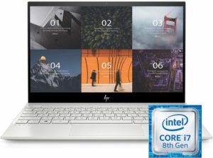 HP Envy thin Laptop