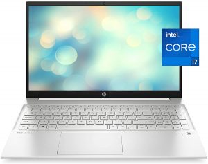 HP Pavilion 15 11th Gen Intel Core i7