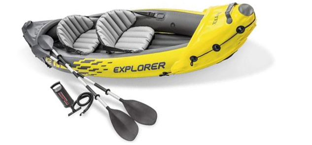 Inflatable-Kayak