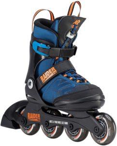 K2 skate youth Raider pro inline skates