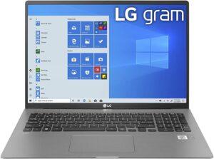 LG gram laptop 17 IPS WQXGA