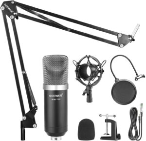 Neewer NW 700 professional studio broadcasting recording