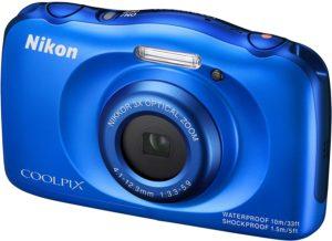 Nikon Coolpix S33 Waterproof