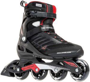 Rollerblade 888341063089 Zetrablade Mens Adult Fitness Inline Skate