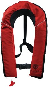 SALVS Automatic Inflatable Life Jacket for Adults