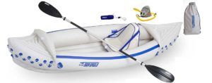 Sea-Eagle-SE330-Inflatable-Sports-kayak-pro