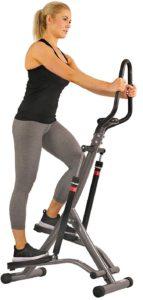 Sunny Health & Fitness Stair Stepper Exercise Equipment