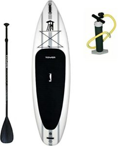 TOWER Inflatable 10 4 Stand up Paddle Board