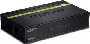 TRENDnet 5-Port Unmanaged Gigabit GREENnet