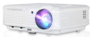Wikish Smart Wifi Projector